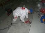 Подготовка – шлифовка грунта